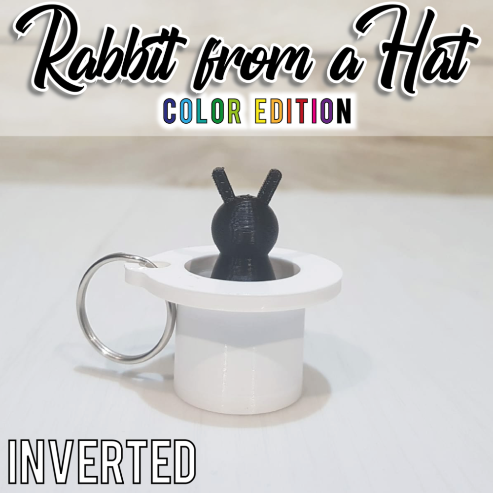 """Rabbit From a Hat"" invertito"