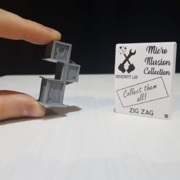 Micro Illusion Zig Zag