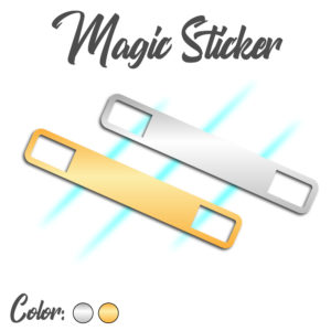 "Adesivi ""Magic Wands"" Sticker"